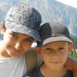 Rayan et Marwan : un duo de montagnards